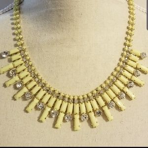 Fashion Jewelry Fashion Yellow Necklace
